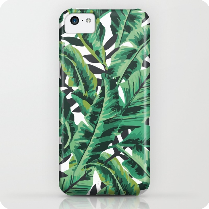 coque iphone tropical