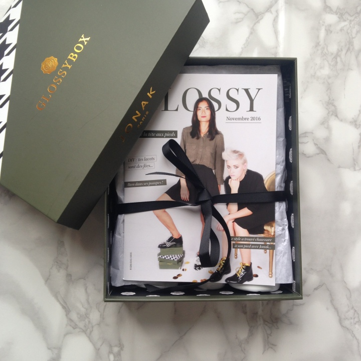 glossybox-novembre-ouverture