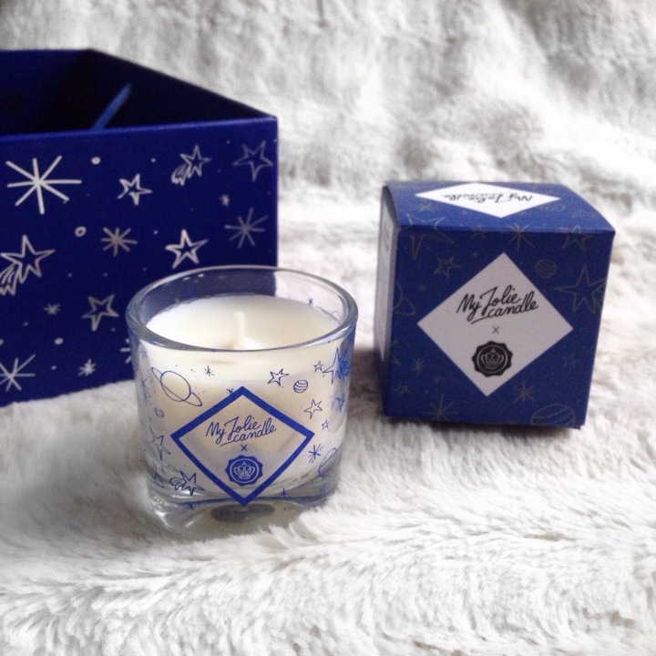Glossybox décembre 2016 Noël Impérial my jolie candle.JPG