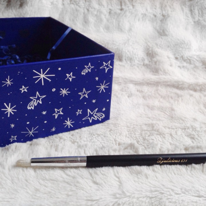 Glossybox décembre 2016 Noël Impérial pinceaux 631 (1).JPG