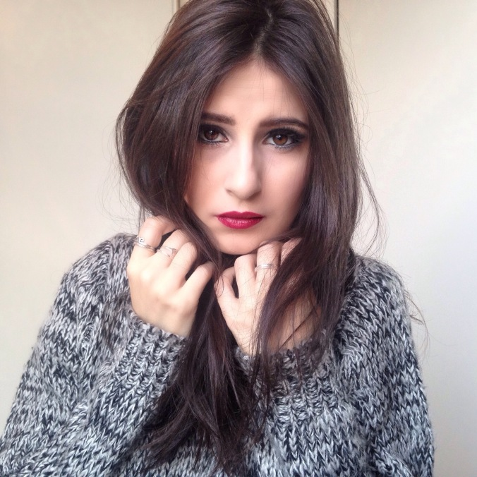 makeup argenté msc smoky eyes (1).JPG