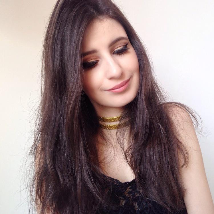maquillage-dore-fete-claramakeupmode-2