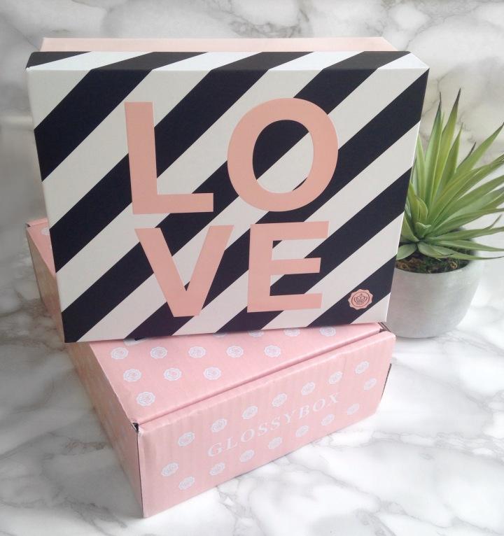 Glossybox février 2017  Share the love (1).JPG