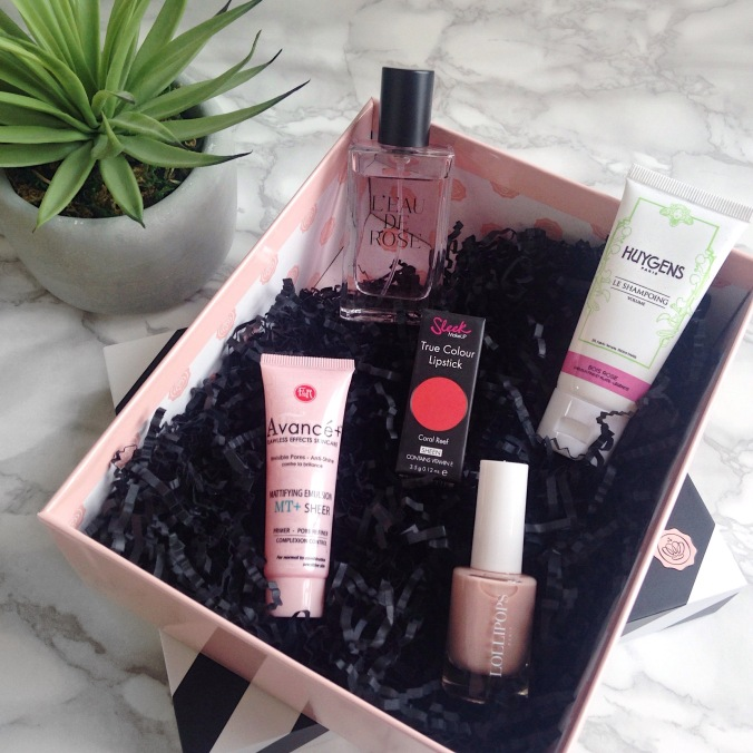 glossybox-fevrier-2017-share-the-love-jeanne-arthes-sleek-figs-rouge-huygens-lollipops-3