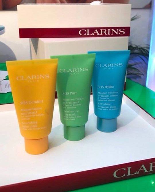 CLARINS  Masques SOS Confort Pure Hydra.jpg