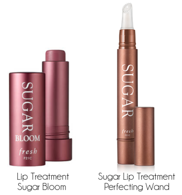 Fresh Sugar Lip Treatment Perfecting Wand et Lip Treatment Bloom.png
