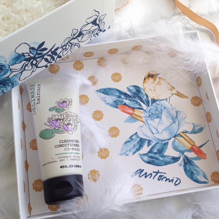 Glossybox Mars 2017 Secret Garden Shampoing Elgon.JPG