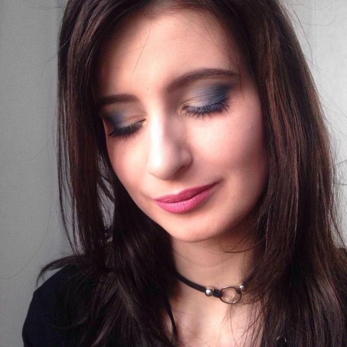 Maquillage MSC Bleu Azur (5)