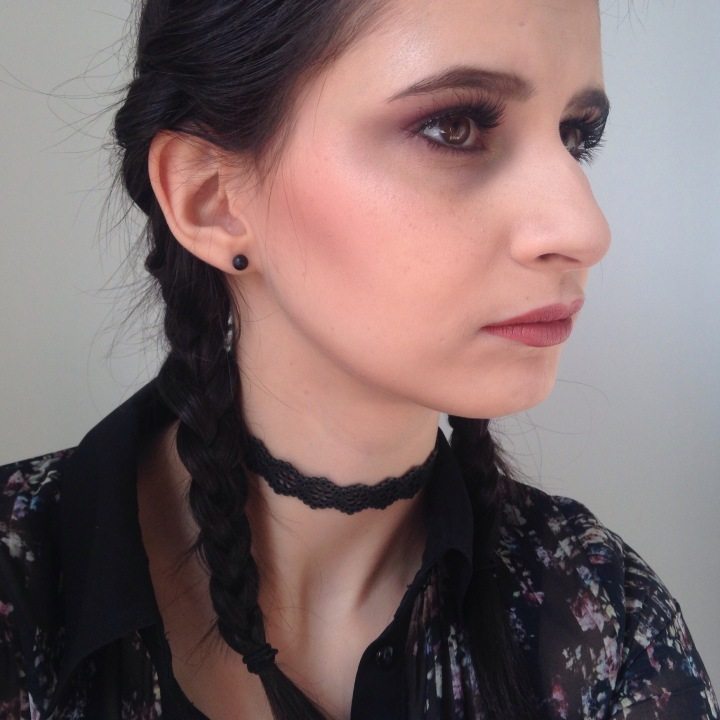 Maquillage MSC - Lime + Violet (2)
