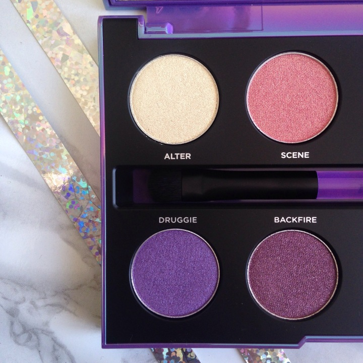 Palette Afterdark d'Urban Decay Fards zoom (1)