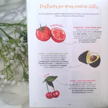 Glossybox Fruity Juin 2017 Magazine (4)