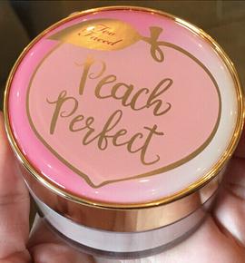 Peach Perfect Setting Powder, Too Faced 2