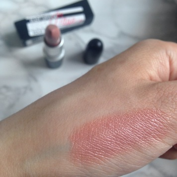 Rouge à lèvres MAC X MARIE enjoyphoenix MAC Cosmetics revue swatch (1)