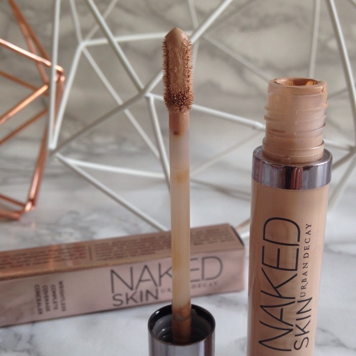 Anti cernes Naked Skin d'Urban Decay embout (2)