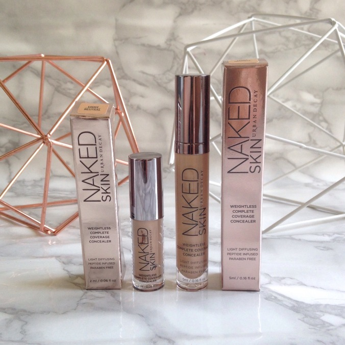 Anti cernes Naked Skin d'Urban Decay minuature + full size (1)
