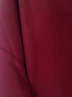 Chemise ample bordeaux XS 39,95€ (2)