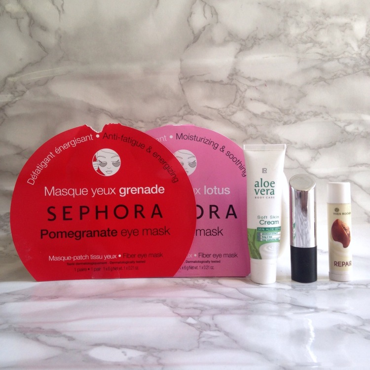 PRODUITS TERMINÉS #4 Soins Sephora Yves Rocher The Body Shop LR Aloe Vera