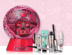 BENEFIT - Coffret Limited Edition Christmas Gift Set EYE HEART SF