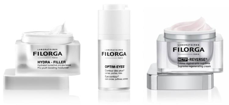 FILORGA - Hydratant suractivé pro-jeunesse + Soin contour des yeux Optim-Eye + Crème régénérante suprême.png