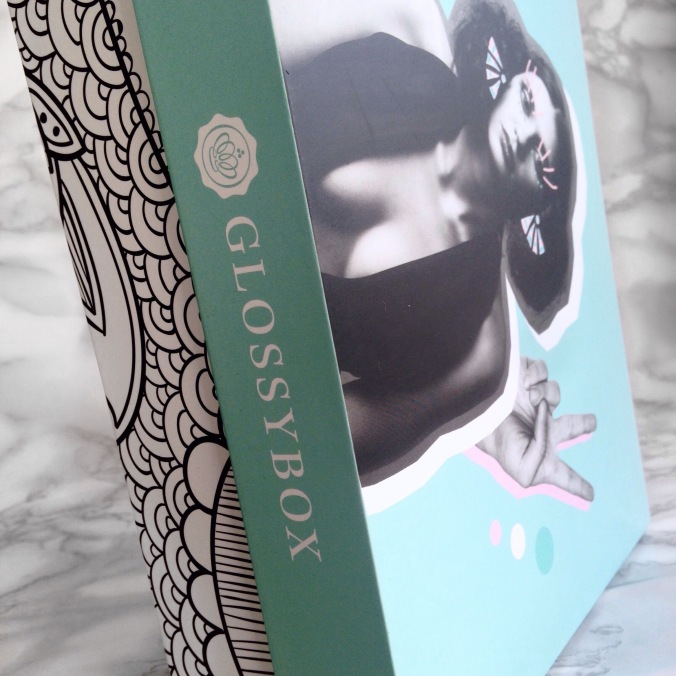 Glossybox Arty Septembre 2017 (1)