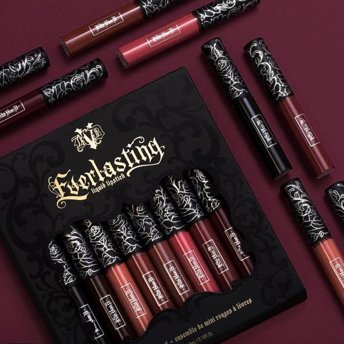 KAT VON D - Everlasting Mini Liquid Lipstick Set.jpg