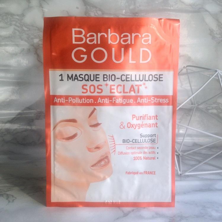 Masque Bio-Cellulose SOS Eclat de Barbara Gould (1)
