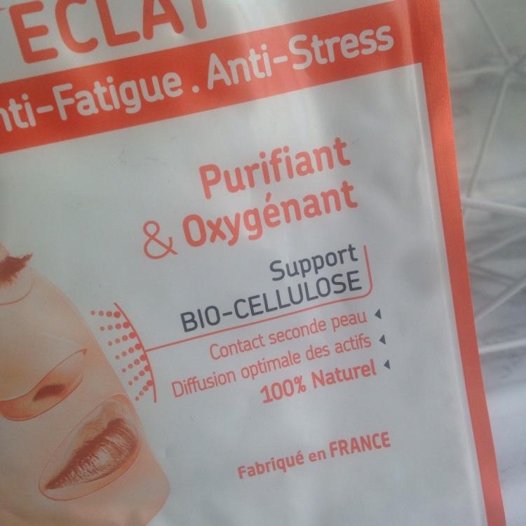 Masque Bio-Cellulose SOS Eclat de Barbara Gould (2)