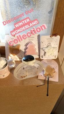 SEPHORA - Winter Wonderland Collection (1)