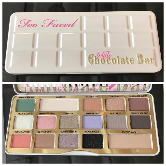 TOO FACED - White Chocolate Bar