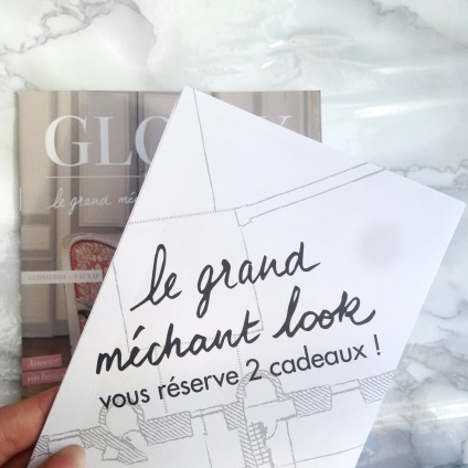 GLOSSYBOX 2017-09 Septembre Le grand méchant look avec Naf Naf (4)