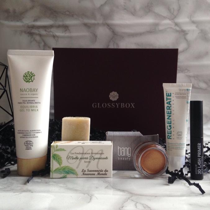 Glossybox Novembre 2017 Mon Elixir (3)