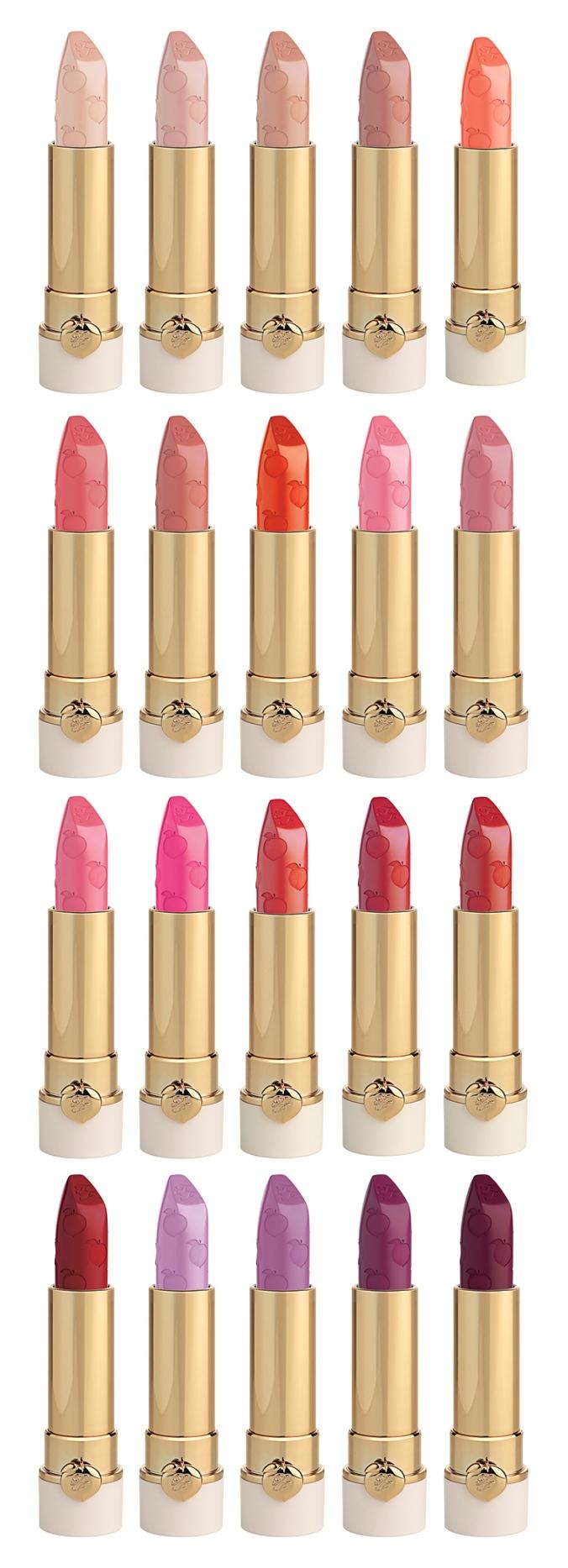 Too Faced Peach Kiss Lipstick Full Shades.jpg