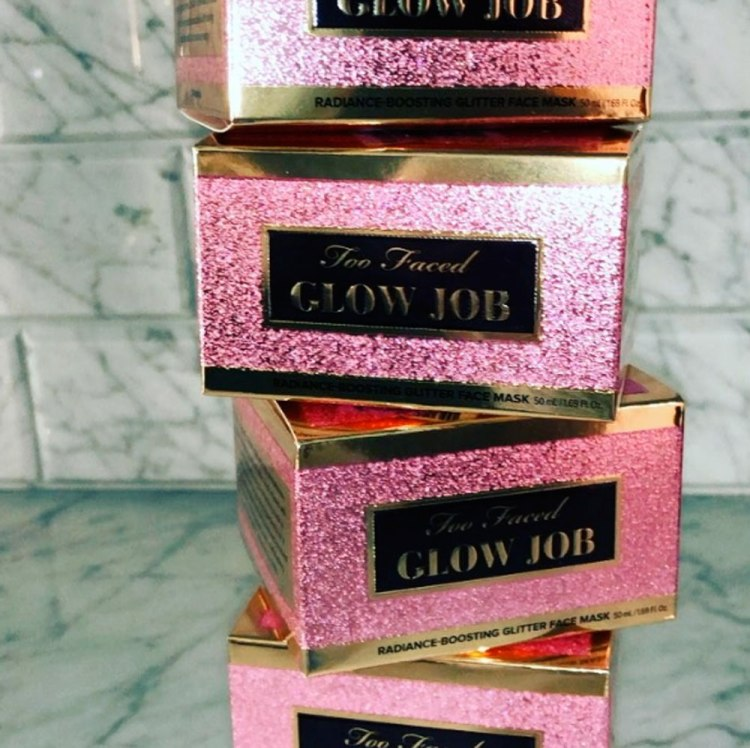 Too Faced Glow Job Mask (1)