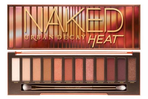 Naked Heat Urban Decay