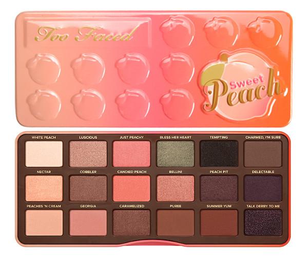 Sweat Peach de Too Faced