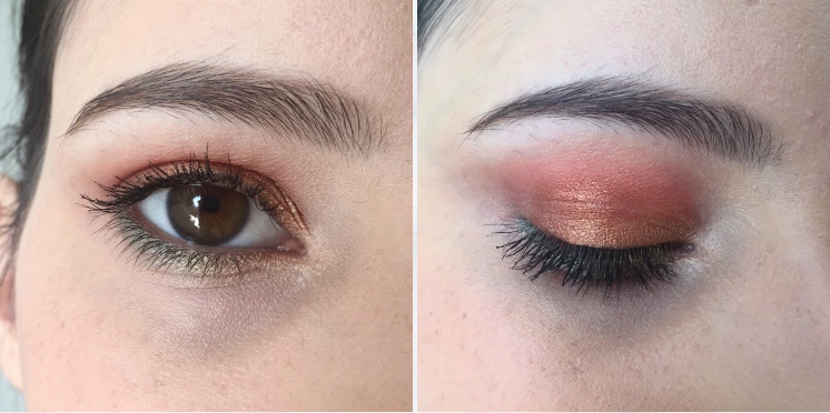 LOOK 1 avec la palette Born to Run d'Urban Decay.png