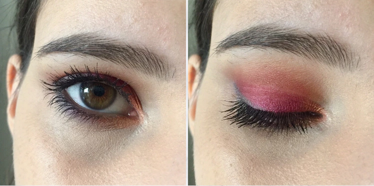 LOOK 2 avec la palette Born to Run d'Urban Decay.png