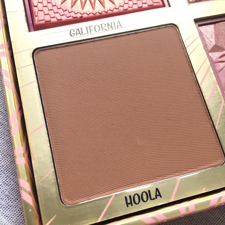 Palette Blush Bar de Benefit Hoola.JPG
