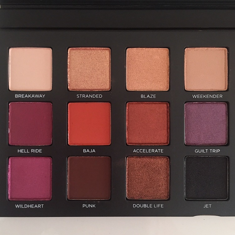 Palette Born to Run d'Urban Decay (13)