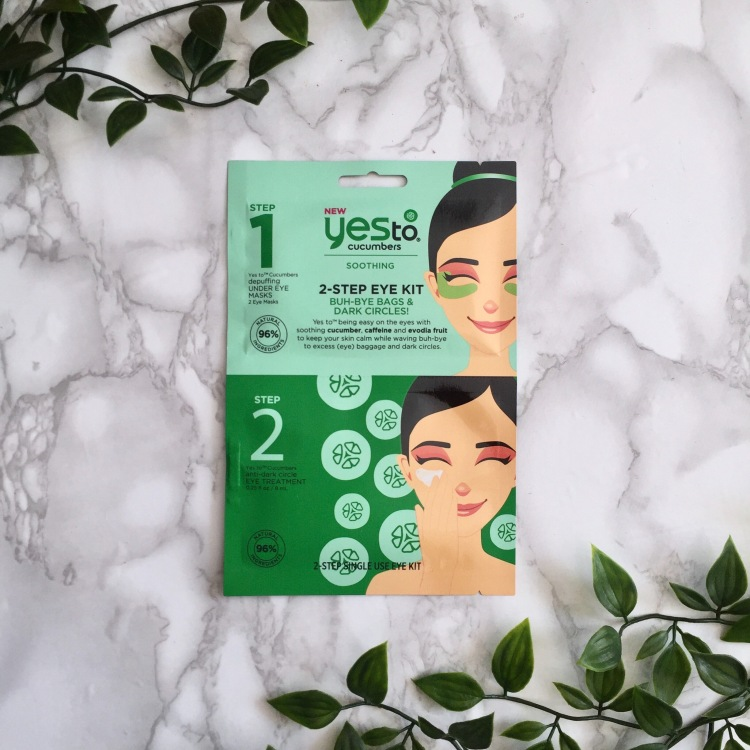 YES TO Cucumbers Eye-Kit et YES TO Coconut Lip-Kit (2).JPG