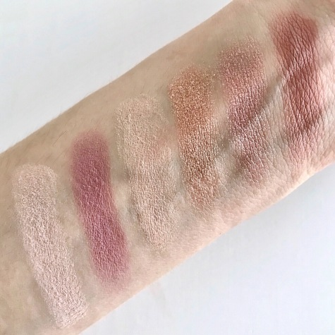 The New Nude Palette d'Huda Beauty (11)