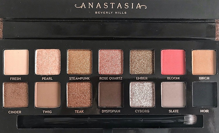 Palette Sultry d'Anastasia Beverly Hills (8)