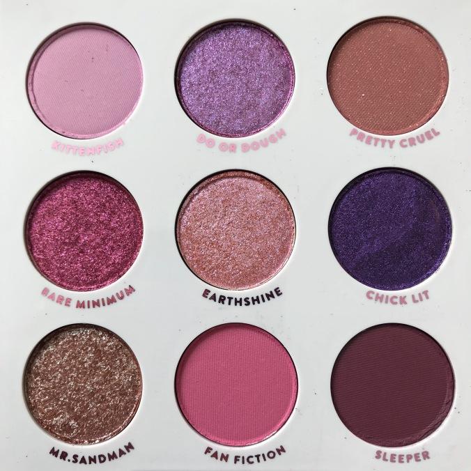 Palette It's My Pleasure de Colourpop (5)