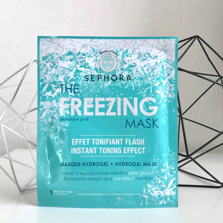 MASQUE VISAGE Freezing Mask, SEPHORA (1)