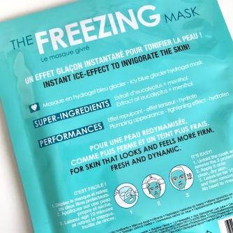 MASQUE VISAGE Freezing Mask, SEPHORA (2)