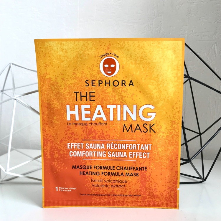 MASQUE VISAGE Heating Mask, SEPHORA (1)