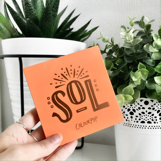 Palette Sol de Colourpop (2)