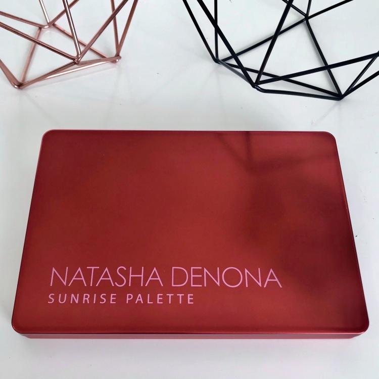 Palette Sunrise de Natasha Denona (1)