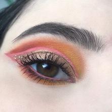 Palette Sunrise de Natasha Denona Look 1