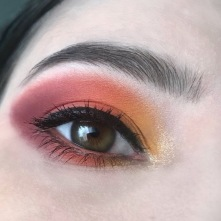 Palette Sunrise de Natasha Denona Look 3